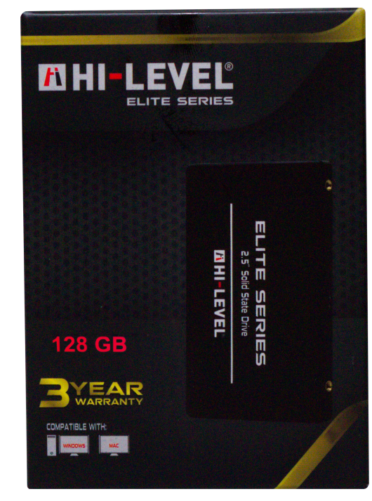 128GB HI-LEVEL HLV-SSD30ELT/128G 2,5